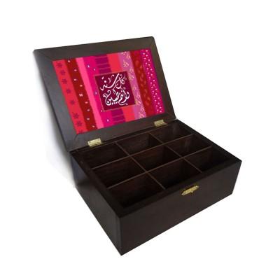 Xmas tea box