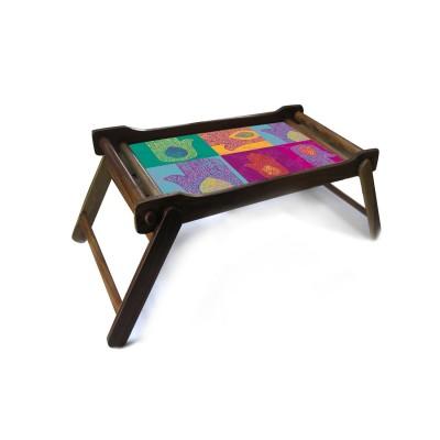 summer kaf bed tray