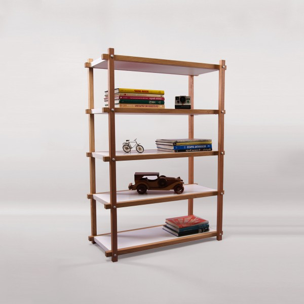 Scaffold Bookcase Blend Furniture
