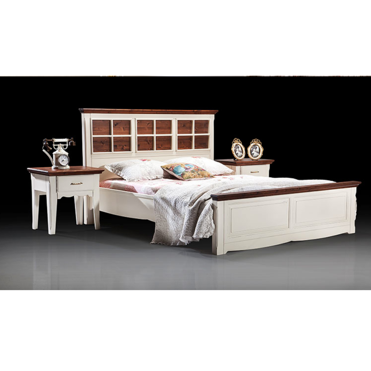 Lara Country bedroom Blend Furniture
