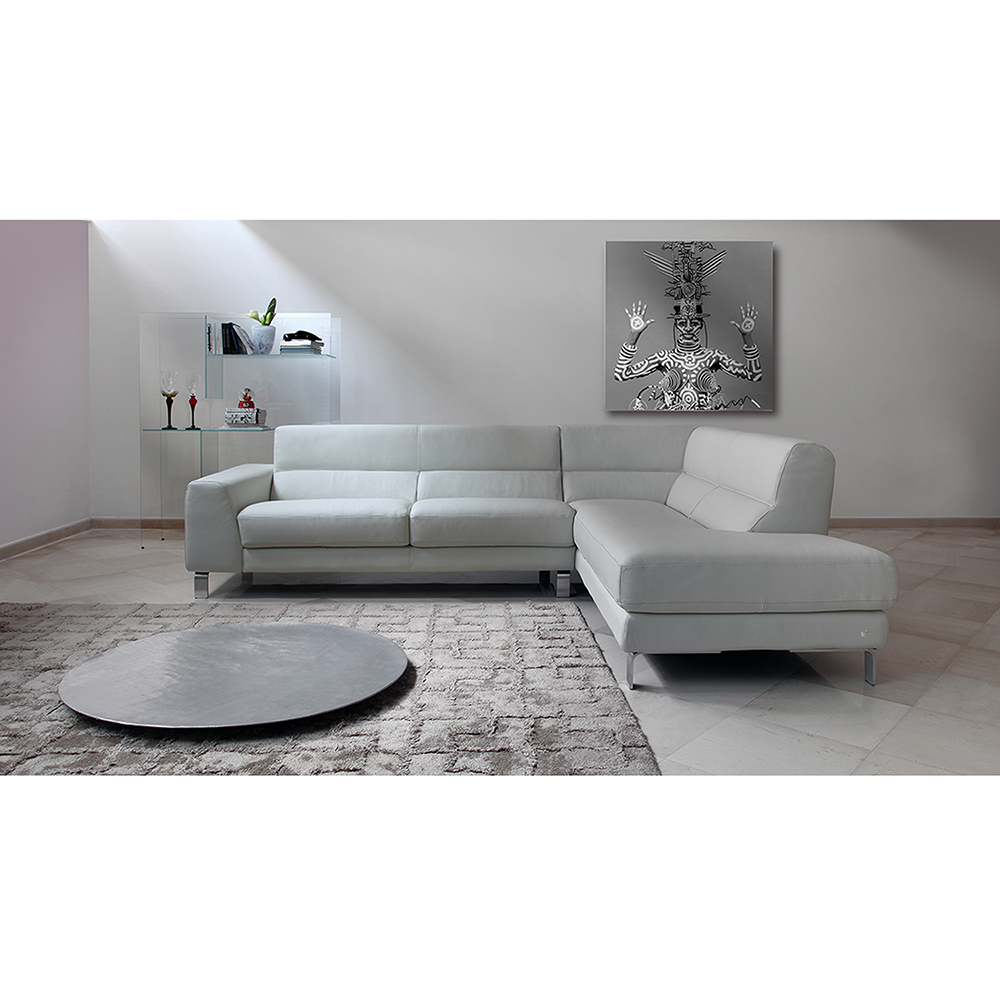 Simon Lshape Corner Gt Blend Furniture